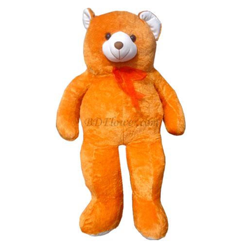 Send 3 feet brown bear to Bangladesh