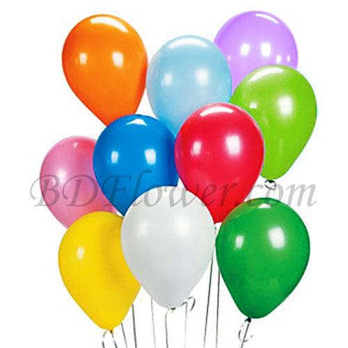 Send latext balloons to Bangladesh