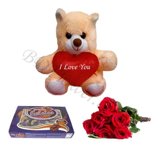 Send love and romance gifts to Bangladesh