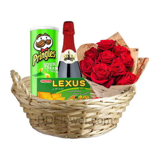 Send gift basket to Bangladesh