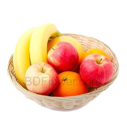 Send fruits basket to Bangladesh